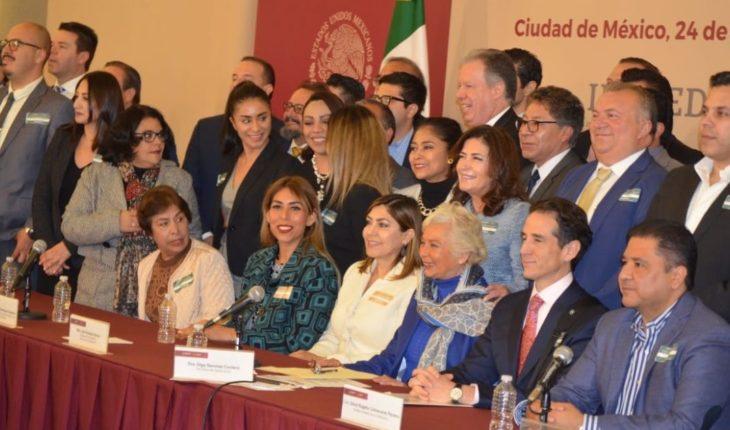 Destacada participación de Guerrero en la reunión de Inafed