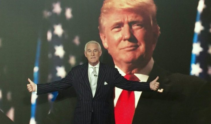 Detienen a Roger Stone, ex colaborador de Donald Trump