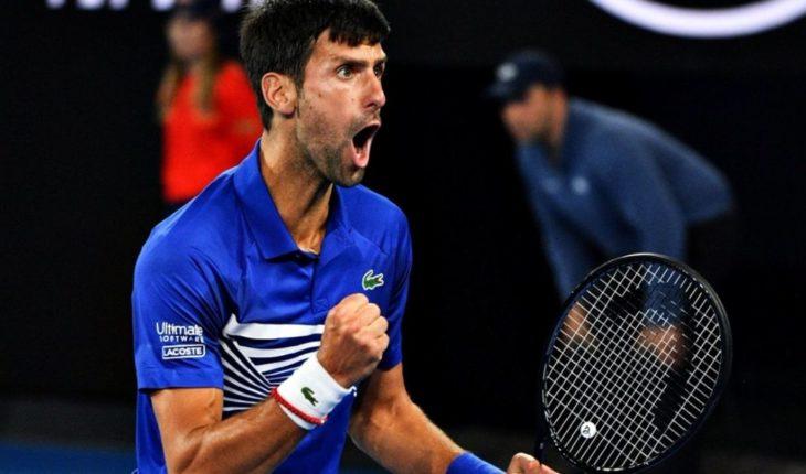 Djokovic arrasó con Nadal y se coronó campeón del Australian Open