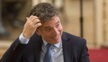 """Dujovne sobre la economía: """"Cayó un 2% en 2018"""""""