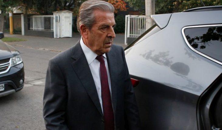 """Eduardo Frei y situación de Luis Castillo: """"Las autoridades que lo han nombrado tendrán que tomar su decisión"""""""