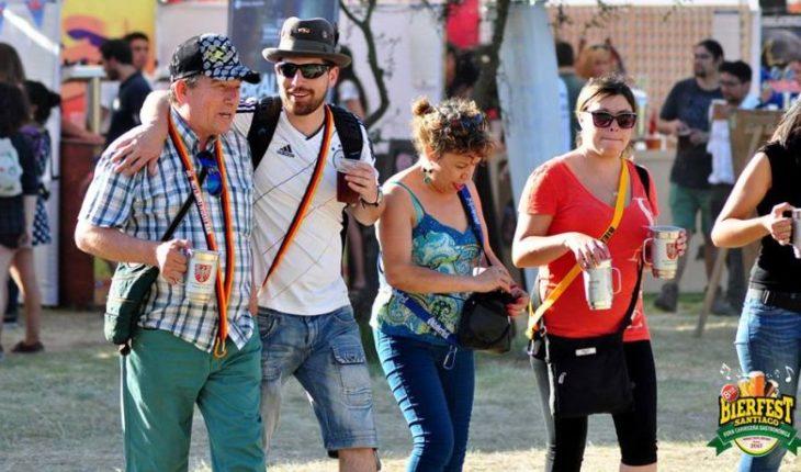 El Bierfest 2019 se realizará este fin de semana en La Reina
