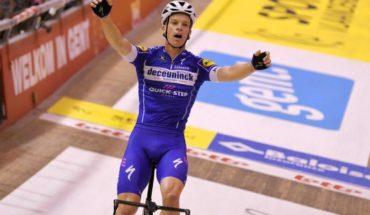 """El ciclista belga denunciado por abuso reconoció que se """"hizo el canchero"""""""