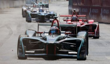 Fórmula E: Este sábado comienza la tercera fecha en Parque O'Higgins