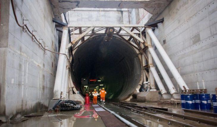 Frenan las obras del soterramiento del Ferrocarril Sarmiento