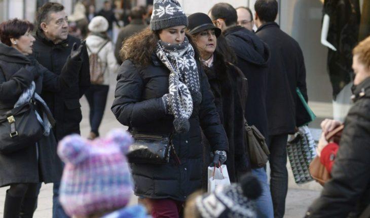 Frente frío no. 33 traerá nieve, lluvia y fuertes vientos en México