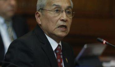 Fuerte polémica en Perú tras decisión del fiscal general de remover a investigadores del caso Odebretch