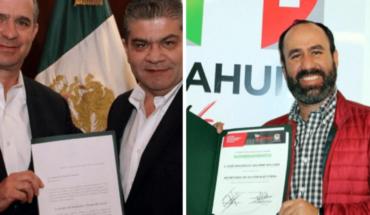 Gobernador de Coahuila y PRI realizan enroques en sus filas