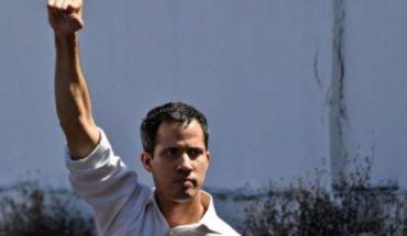 """Guaidó se declara """"presidente encargado"""" de Venezuela con el reconocimiento de Trump"""