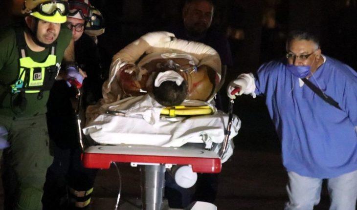 Han fallecido 46 personas en hospitales por explosión de ducto: SSA