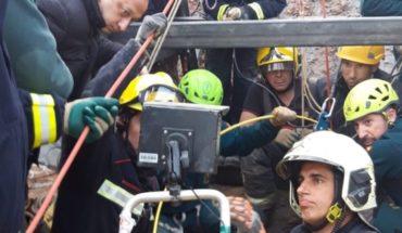 La última fase del rescate de Julen, el niño español que cayó al pozo en Málaga