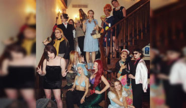 La alocada fiesta de disfraces de Taylor Swift para festejar Año Nuevo: solo celebridades