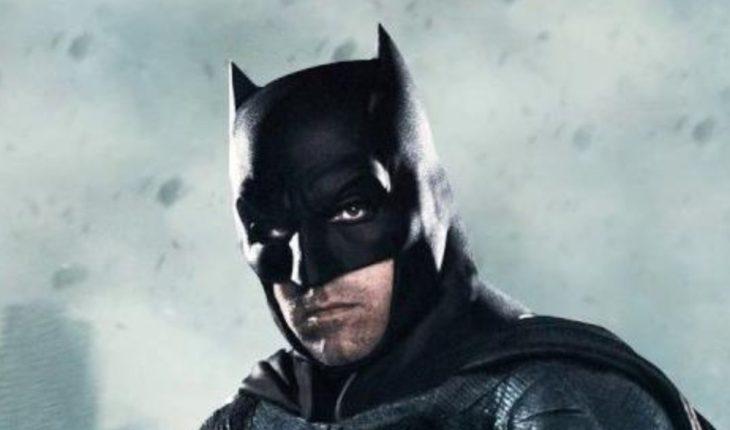 La nueva película de Batman será un policial negro