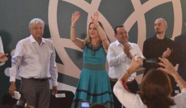 Las aplaudidas palabras de Beatriz Gutiérrez Müller en Sinaloa