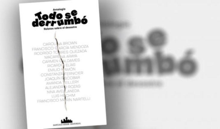 """Libro """"Todo se derrumbó"""": La antología buena onda"""