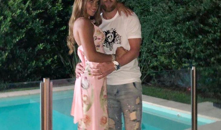 Lionel Messi recibió el Año Nuevo a puro baile junto a Antonela Roccuzzo