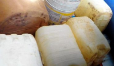 Localizan 5 mil litros de huachicol en rancho de Jalisco
