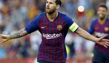Los 10 objetivos de Messi para el 2019