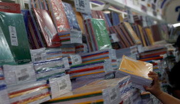 Más de dos millones de alumnos obtendrán útiles escolares gratis