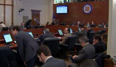 México pide a OEA informe jurídico por Juan Guaidó