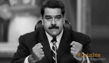 """Maduro y el """"lobo"""""""