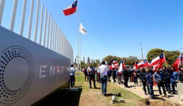 Martes negro en ENAP: estatal aplica severo ajuste y despide a 350 funcionarios