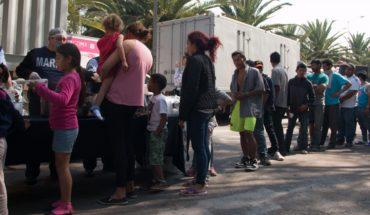 Migrantes albergados en CDMX continuarán su camino a EU