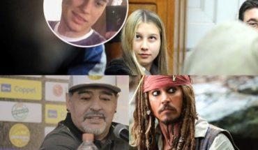 Nahir Galarza decepcionada, sueldo real bajo, Maradona internado, reemplazo de Jack Sparrow por una mujer y mucho más...
