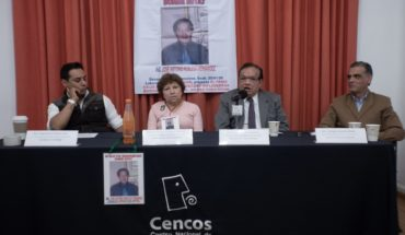 Padres de desparecido piden justicia a AMLO