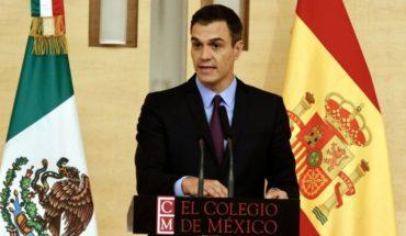 Pedro Sánchez rechaza situación de Venezuela