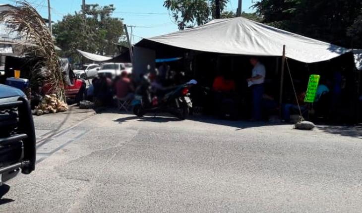Piden empresarios de Michoacán aplicar la ley a la CNTE por bloqueos