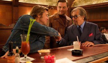 Pitt, DiCaprio, Pacino y Robbie juntos en cine: mirá las primeras imágenes