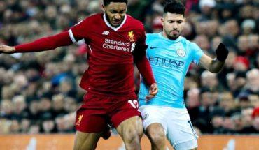 Qué canal transmite Manchester City vs Liverpool en TV, Premier League 2019