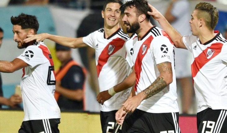 River volvió a ser River: cortó su racha de derrotas y goleó a Godoy Cruz en Mendoza