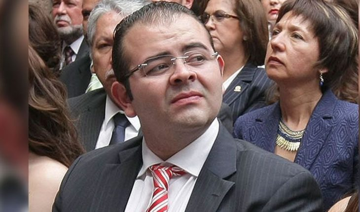 Rodrigo Vallejo, hijo del exgobernador de Michoacán, fue detenido