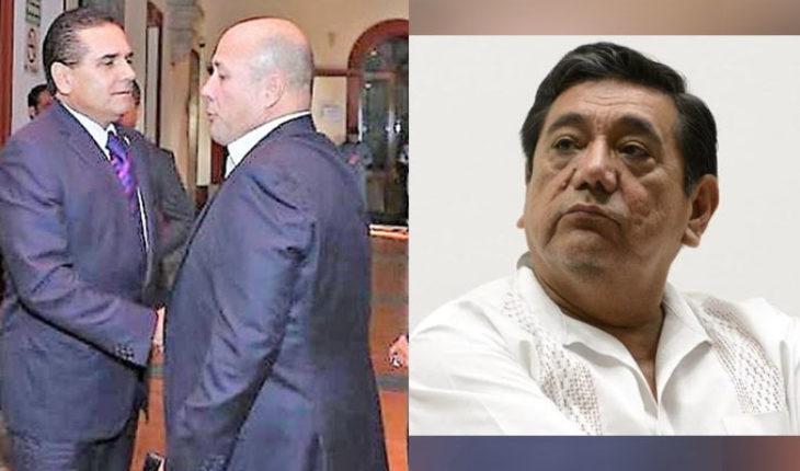 Salgado Macedonio pide quitar a gobernadores de Michoacán y Jalisco si no quieren trabajar