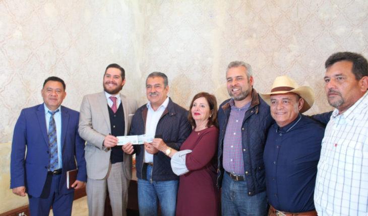 Se consolida un primer apoyo para afectados de lluvias en Morelia
