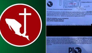 """Se registra """"Partido Imperialista"""" ante el INE; busca restaurar la monarquía"""