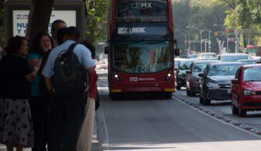 Solo 3 ciudades tienen servicios adecuados de transporte y movilidad