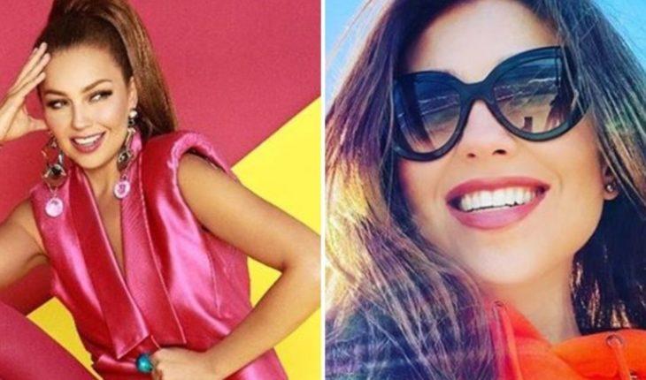 Thalía se viste como Barbie por un motivo muy especial