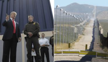 Trump anuncia que muro se pagará con dinero del T-MEC