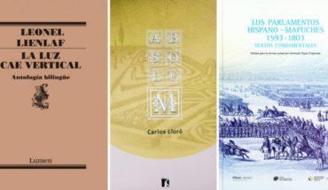 Un panorama de autores, títulos, editoriales y premios de, en y para araucanía durante el 2018