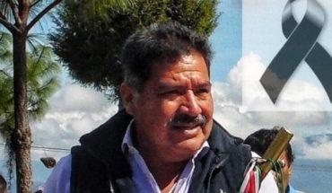 Velan a Alejandro Aparicio, primer político asesinado en 2019