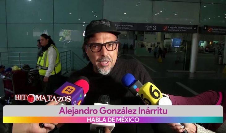 Alejandro González Inárritu habla de Cuarón   Vivalavi
