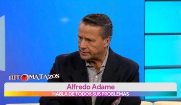 Alfredo Adame habla de sus problemas | Vivalavi