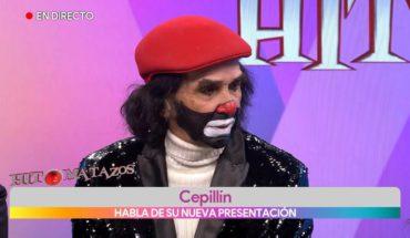 Cepillín habla de su nueva presentación | Vivalavi