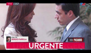 Detuvieron a un execretario privado de Cristina Kirchner