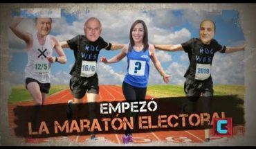 Empezó la maratón electoral   TN CENTRAL