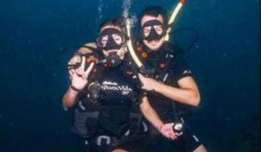 Murió una argentina en Tailandia practicando buceo