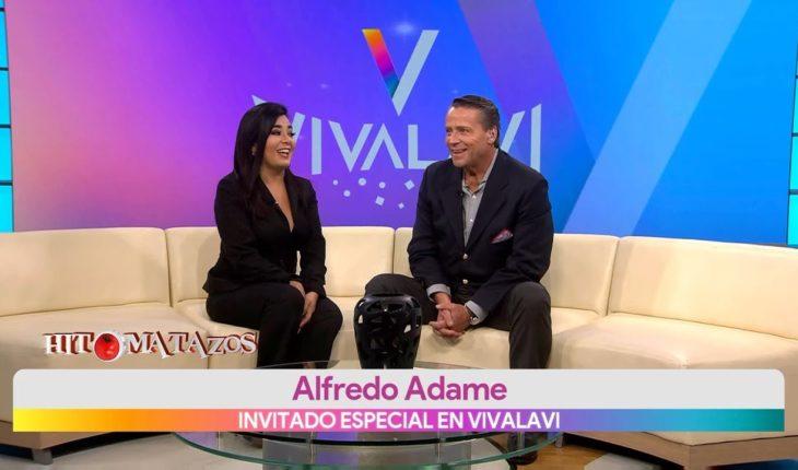 Preguntas incomodas a Alfredo Adame | Vivalavi